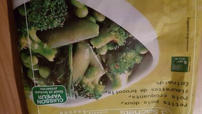 Mélange De Légumes Vapeur - Produit - fr