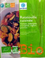 Ratatouille cuisinée Bio - Produit - fr