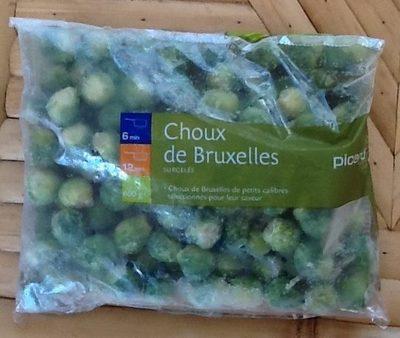 Choux De Bruxelles. Le Sac De 600 Grammes - Product - fr