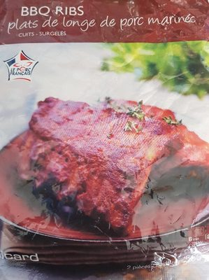 BBQ Ribs - Product