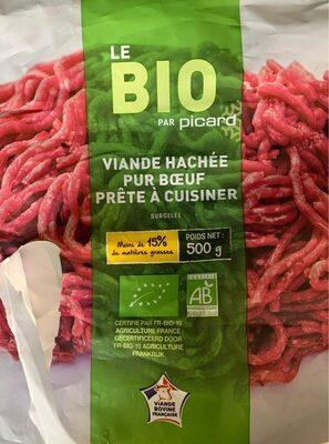 Viande hachée pur boeuf prête à cuisiner - Product - fr