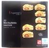 20 Mini-feuilletés saucisse - surgelés 350 g - Product