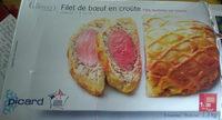 Filet de Bœuf en Croûte - Product - fr