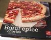 Pizza Bœuf Épicé Chorizo - Produit