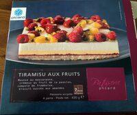 Tiramisu aux fruits - Product - fr