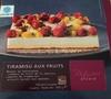 Tiramisu aux fruits - Produit