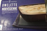 Omelette Norvégienne - Product