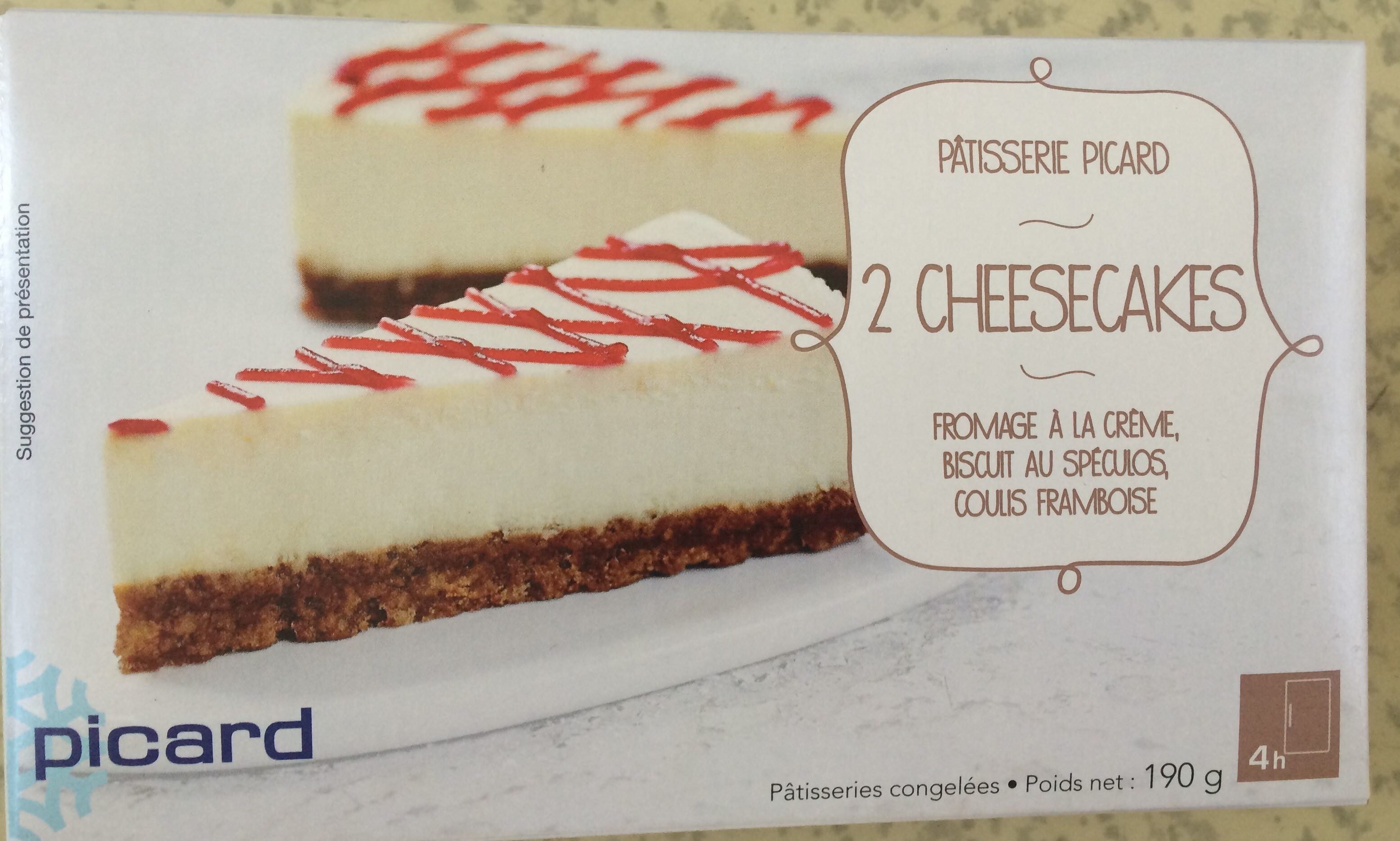 Cheesecake - Picard - 2