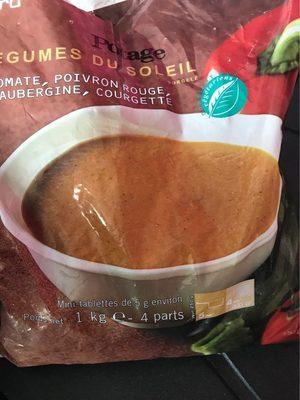 Potage Légumes du soleil - Produit