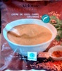 Velouté lentilles corail, crème de coco, curry, coriandre - Product