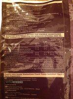 Velouté Patate douce, Carotte jaune et Ciboulette - Informations nutritionnelles - fr