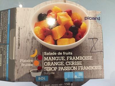Salade de Fruits Exotiques - Product