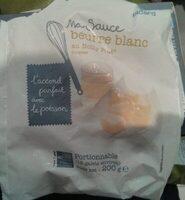 Ma Sauce beurre blanc au Noilly Prat, Surgelée - Product - fr