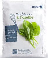 Picard -  Ma Sauce à l'Oseille - Produit - fr
