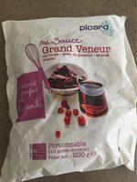 Sauce Grand Veneur - Produit