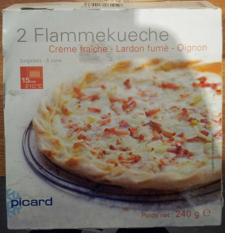2 Flammekueche - Product - fr
