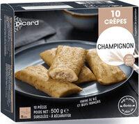 Crêpes champignon - Produit - fr