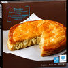 Tourte Noix de Saint-Jacques et Colin - Product