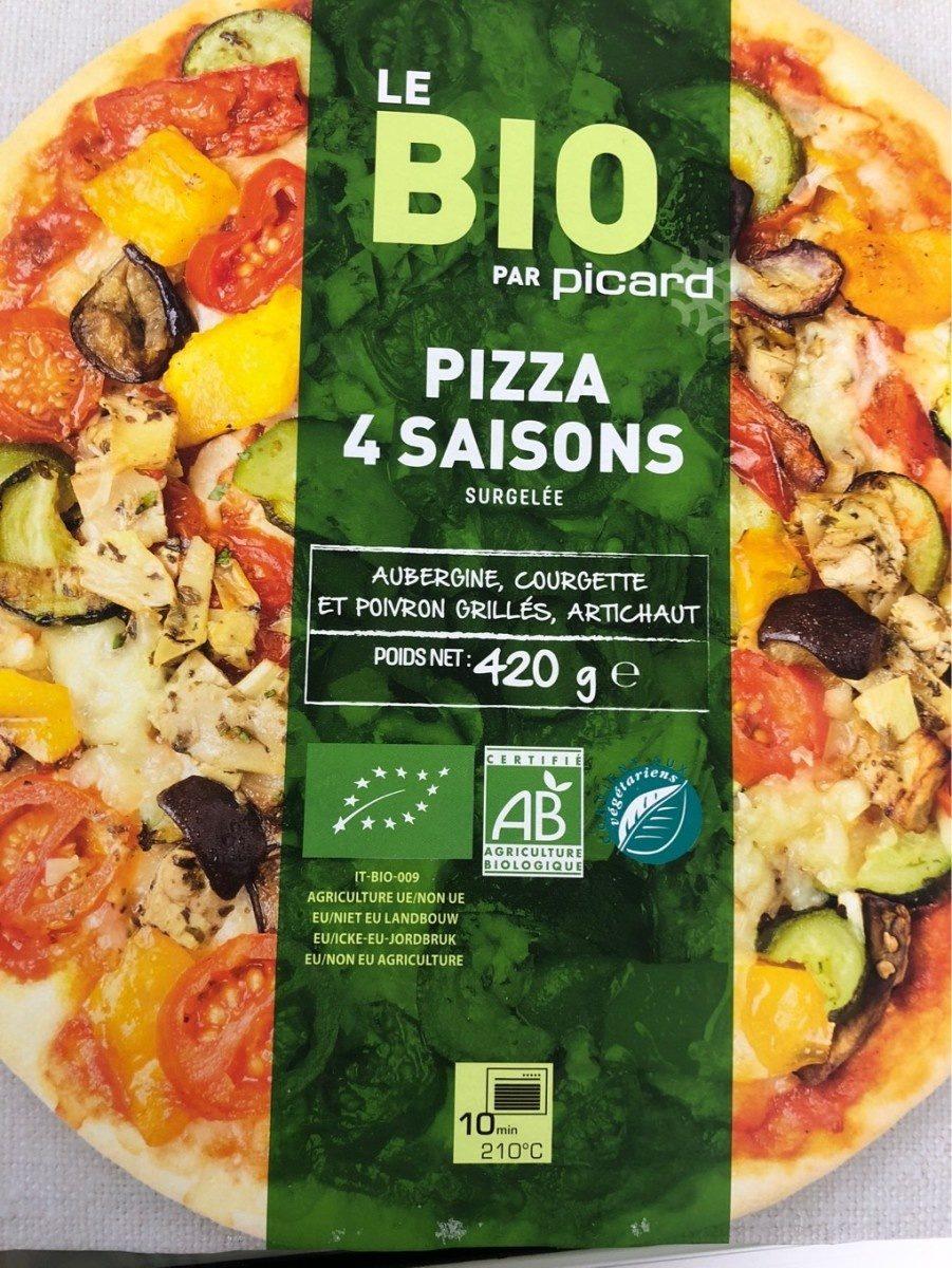 Pizza 4 Saisons - Producte