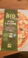 pizza 4  saisons - Producto - fr