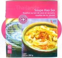 Soupe Kao Soi - Produit