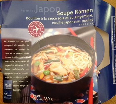 Soupe Ramen - Product