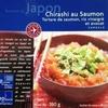 Chirashi au saumon - Product