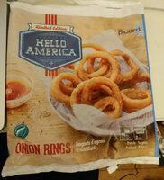 Onion rings - Produit - fr