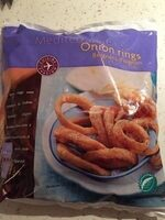 Onion rings - Product - fr