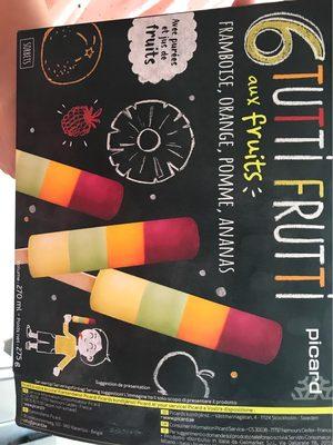 Tutti frutti - Product - fr