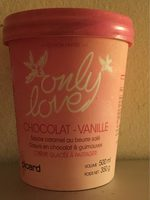 Only Love Crème Glacée Chocolat - Vanille - Product