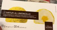 2 Tartufi al limoncello - Product