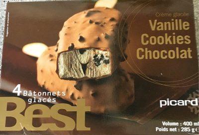 4 Best Vanille-Cookies-Chocolat - Product
