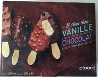 8 Mini Best Vanille Chocolat - Product