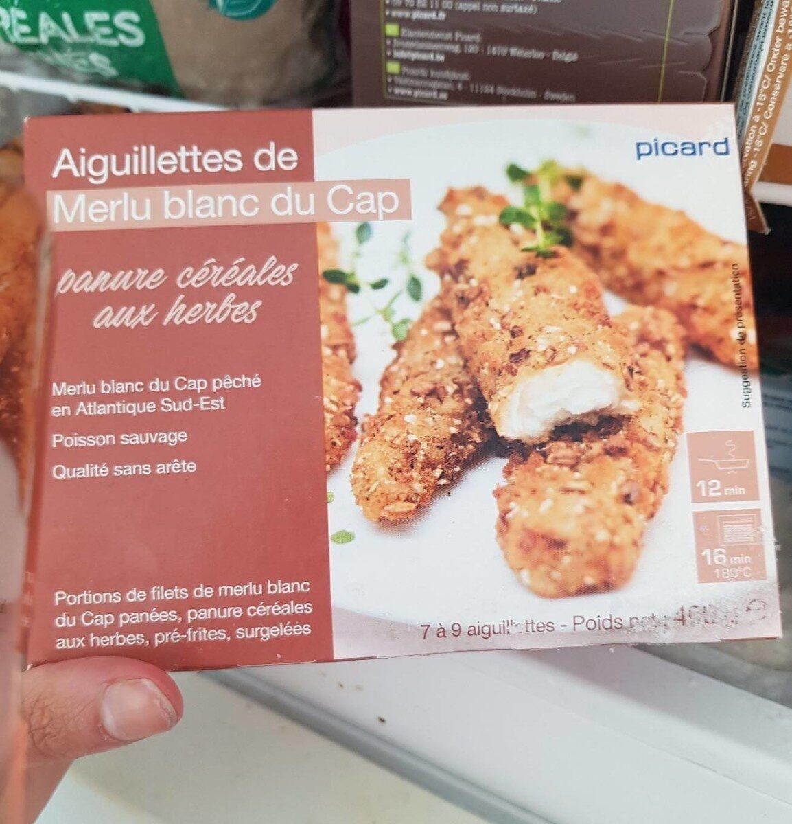 Aiguillettes de Merlu Blanc du Cap - Product - fr