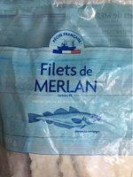 Filets de Merlan Pêche Française - Produit