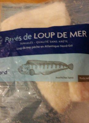 Pavés de loup de mer - Product - fr
