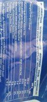 Pavés de loup de mer - Nutrition facts - fr