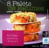 8 Palets de légumes préfrits - Product