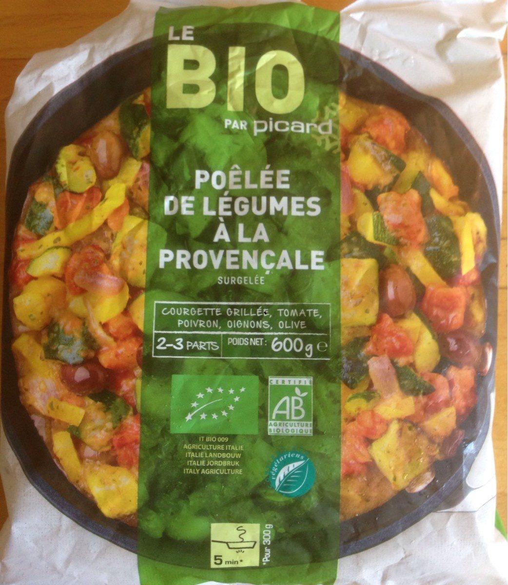 ace8be2068d Poêlée de légumes à la provençale - Picard - 600 g