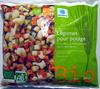 Légumes pour potage bio surgelés Picard - Product