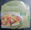 Mélanges de légumes vol vapeur (carottes jaunes, patates douces, panais, garden peas) - Product