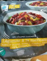 Légumes à la mexicaine - Produit - fr