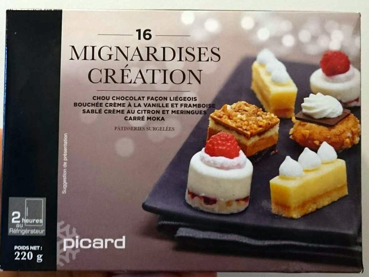 16 Mignardises Création - Product - fr