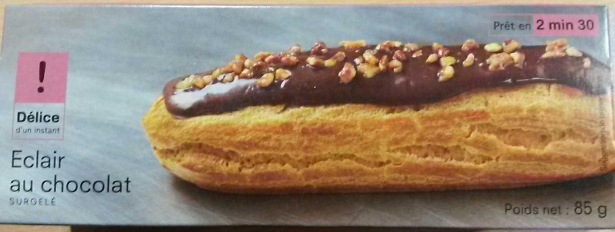 éclair au chocolat surgelé - Product - fr