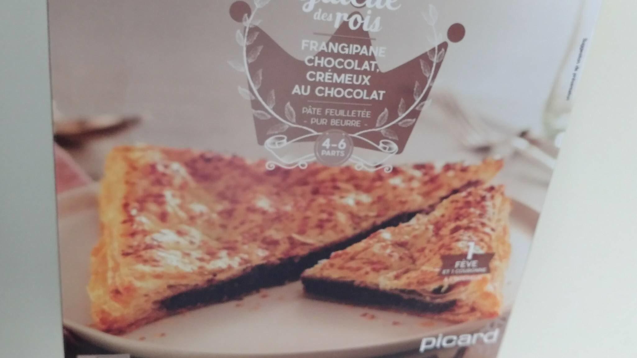 Galettes Rois Chocolat - Produit - fr