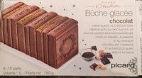 Bûche glacée chocolat - Product