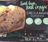 Cake à la Banane, Éclats de Noix - Produit