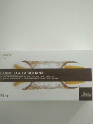 Cannolo Alla Siciliana - Produit