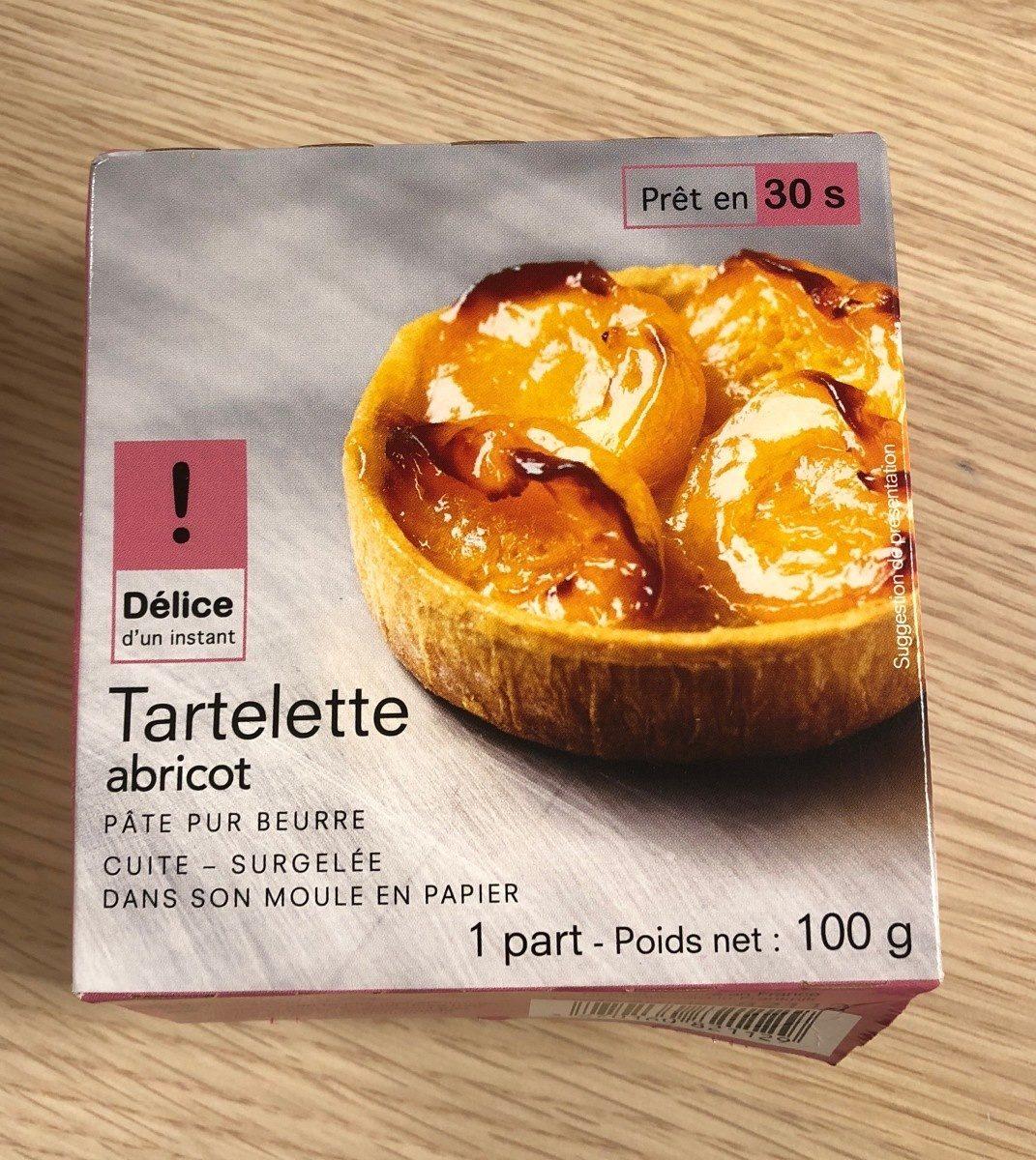 Tartelette abricot - Product - fr